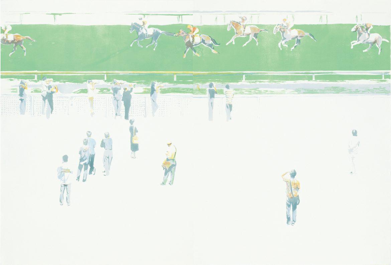2009「競馬場」