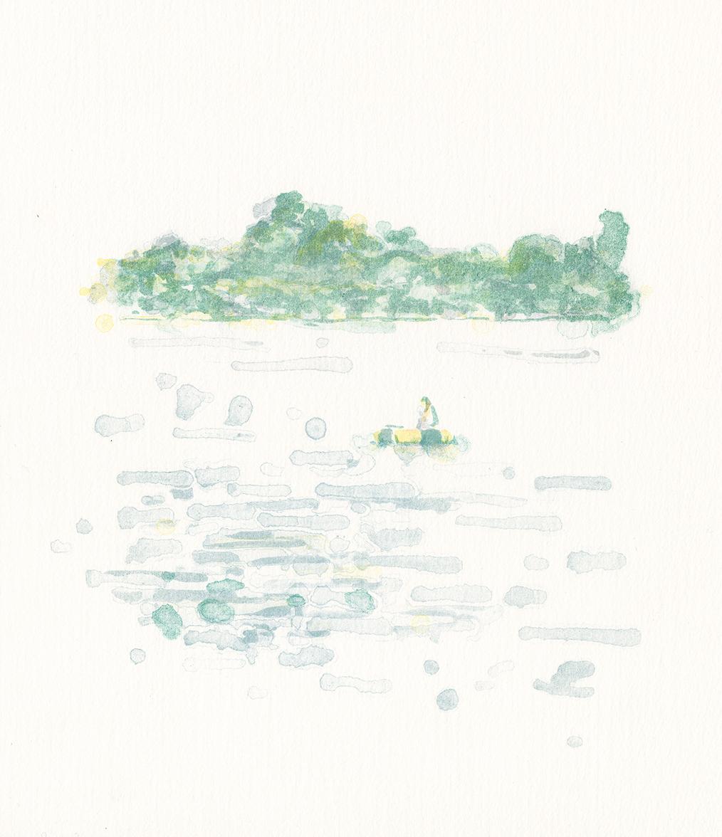 2010「湖畔」