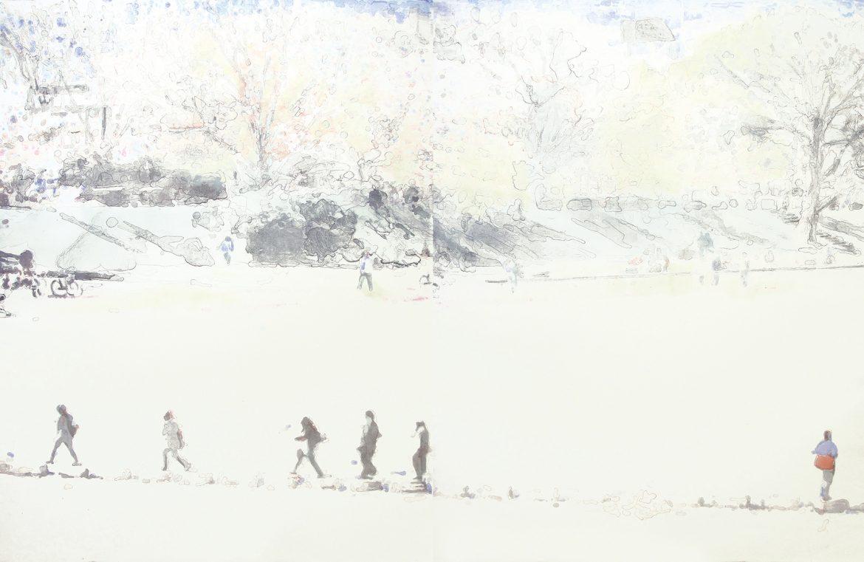 2010「花見」
